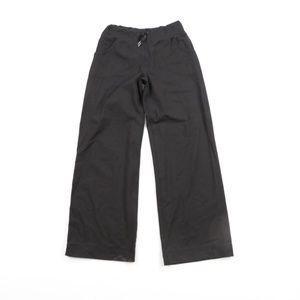 Lululemon Womens 8 Wide Leg Flare Gym Yoga Pants